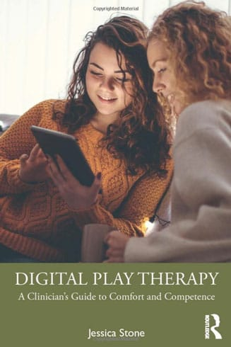Digital Play Therapy Book Cover